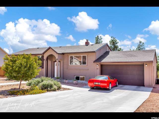 160 E 350 N, Ivins, UT 84738 (#1636757) :: Bustos Real Estate | Keller Williams Utah Realtors