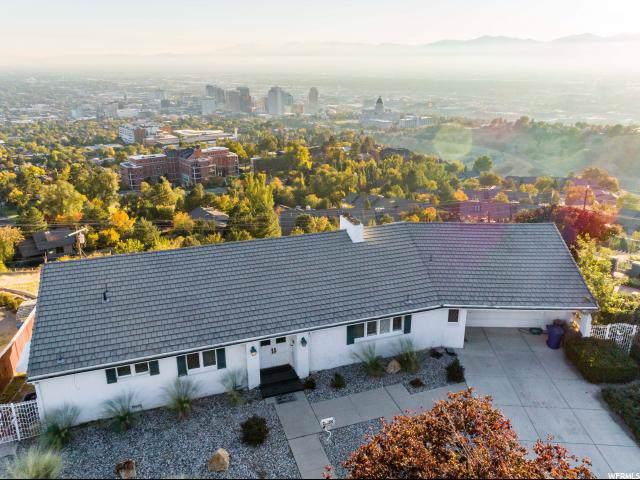 446 E North Hills Dr, Salt Lake City, UT 84103 (#1636770) :: Eccles Group