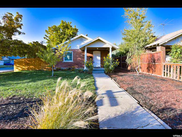1165 E 2700 S, South Salt Lake, UT 84106 (#1636775) :: Colemere Realty Associates