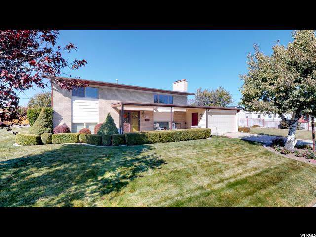 4654 S Crestfield Dr W, Salt Lake City, UT 84119 (#1636777) :: RE/MAX Equity