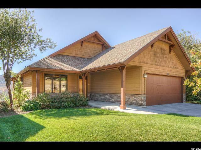 5938 E Big Horn Pkwy #128, Eden, UT 84310 (#1636786) :: Pearson & Associates Real Estate