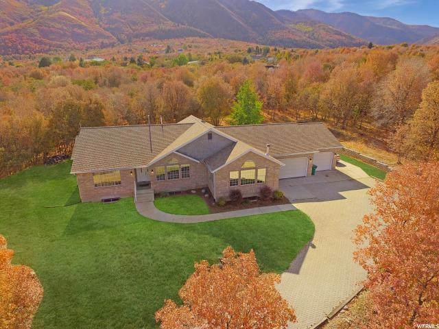 90 W Lakeview Way, Woodland Hills, UT 84653 (#1636790) :: Keller Williams Legacy