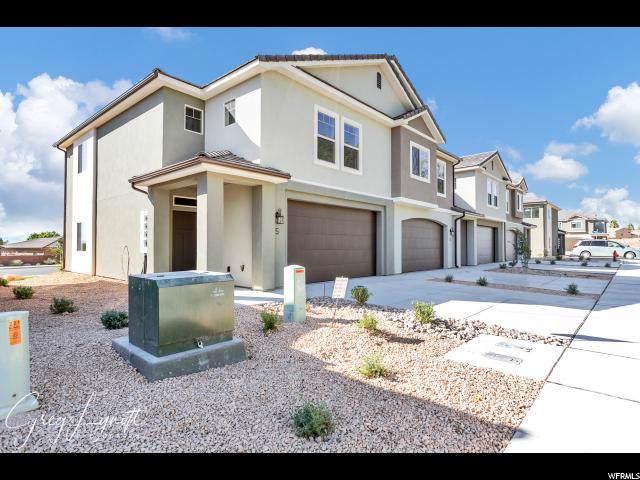 2675 E 450 N #5, St. George, UT 84790 (#1636794) :: Pearson & Associates Real Estate