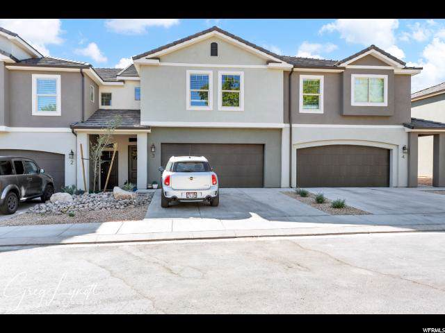 2675 E 450 N #3, St. George, UT 84790 (#1636795) :: Colemere Realty Associates