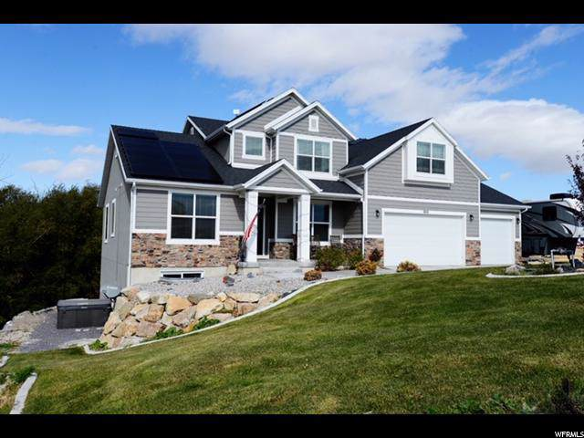 655 Appoloosa Cir, Beaverdam, UT 84306 (#1636800) :: Doxey Real Estate Group