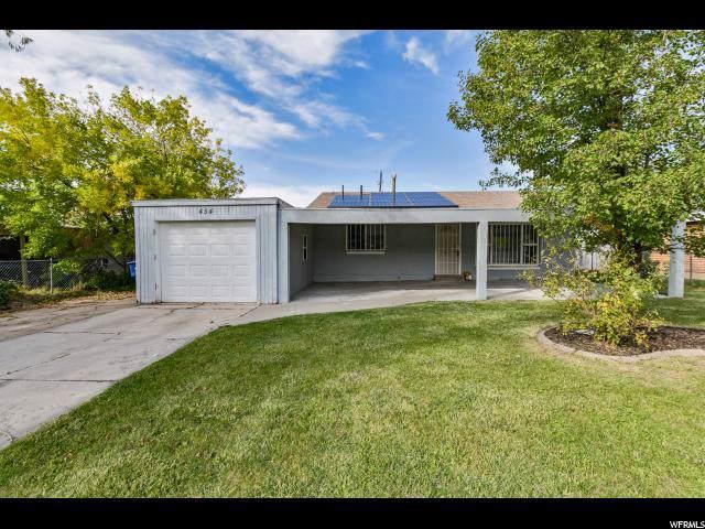 454 E 1100 N, Ogden, UT 84404 (#1636814) :: Bustos Real Estate | Keller Williams Utah Realtors