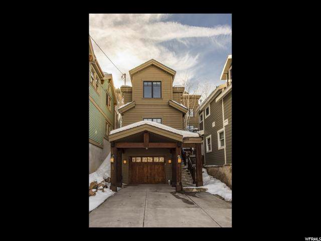 561 Woodside Ave, Park City, UT 84060 (#1636816) :: Doxey Real Estate Group