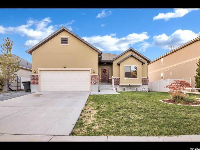 380 E Culross N, Stansbury Park, UT 84074 (#1636820) :: Bustos Real Estate   Keller Williams Utah Realtors