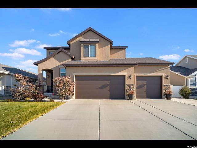 5191 W Dartford Way S, West Valley City, UT 84120 (MLS #1636832) :: Lawson Real Estate Team - Engel & Völkers