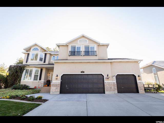 11529 S Sugar Berry Rd, Draper, UT 84020 (#1636864) :: Bustos Real Estate | Keller Williams Utah Realtors