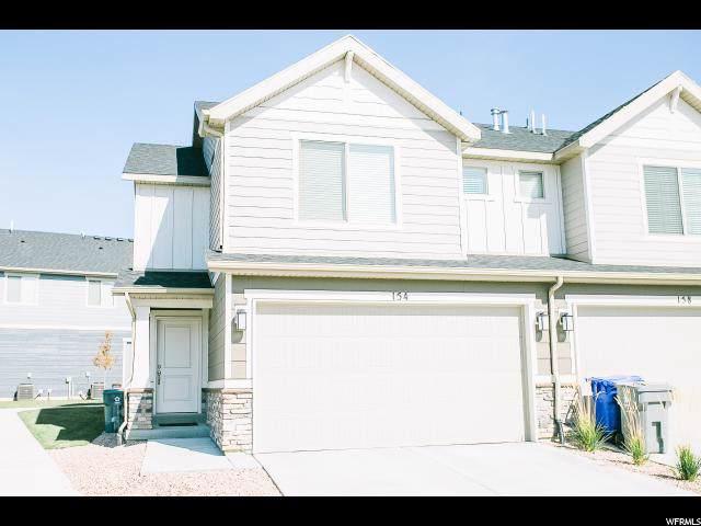 154 E River View Dr. #154, Saratoga Springs, UT 84045 (#1636869) :: Bustos Real Estate | Keller Williams Utah Realtors
