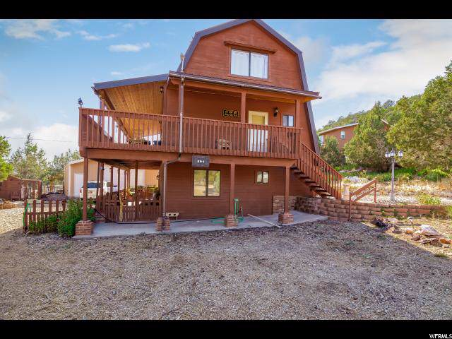 261 Dodge City Trl, Central, UT 84722 (#1636877) :: Doxey Real Estate Group