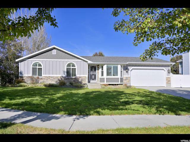 3150 W Martinez Way, Riverton, UT 84065 (#1636888) :: Big Key Real Estate