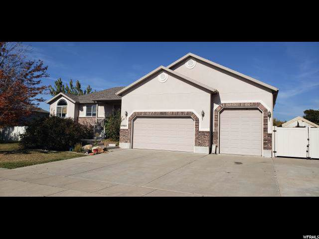2860 W 3825 S, West Haven, UT 84401 (#1636892) :: Big Key Real Estate