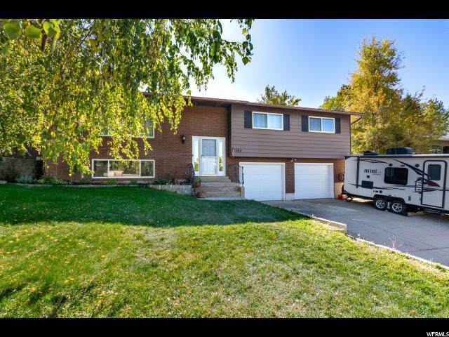 1284 E Mueller Park Rd S, Bountiful, UT 84010 (#1636893) :: Colemere Realty Associates