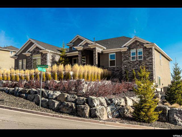 5816 Deer Crest Ln, Morgan, UT 84050 (#1636898) :: Bustos Real Estate | Keller Williams Utah Realtors