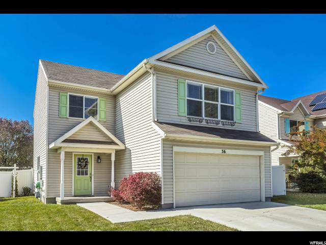 36 N Richmond Ln, Saratoga Springs, UT 84045 (#1636906) :: Red Sign Team