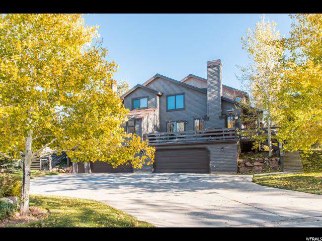 3036 W Fawn Dr #1302, Park City, UT 84098 (MLS #1636907) :: High Country Properties