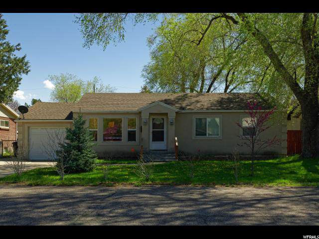 1222 E 4085 S, Salt Lake City, UT 84124 (#1636930) :: Exit Realty Success