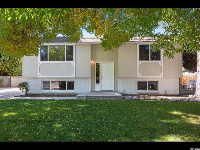 5980 Sweet Basil N, Salt Lake City, UT 84118 (#1636938) :: Colemere Realty Associates
