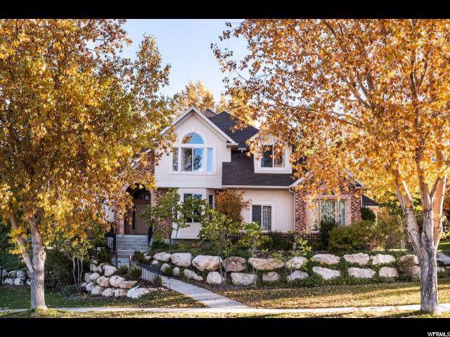 1170 Eaglewood Loop, North Salt Lake, UT 84054 (#1636947) :: Colemere Realty Associates