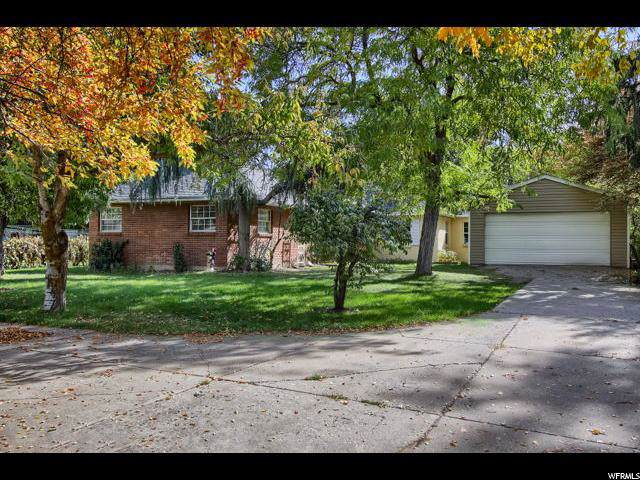 110 E 900 N, Bountiful, UT 84010 (#1637040) :: Colemere Realty Associates