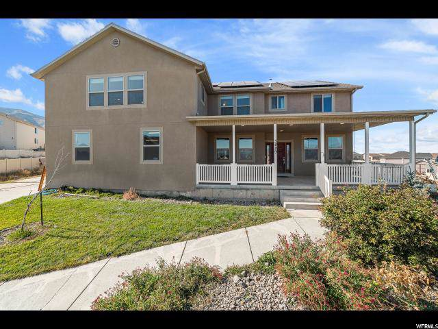 3429 S Mirror Lk, Saratoga Springs, UT 84045 (#1637116) :: The Canovo Group
