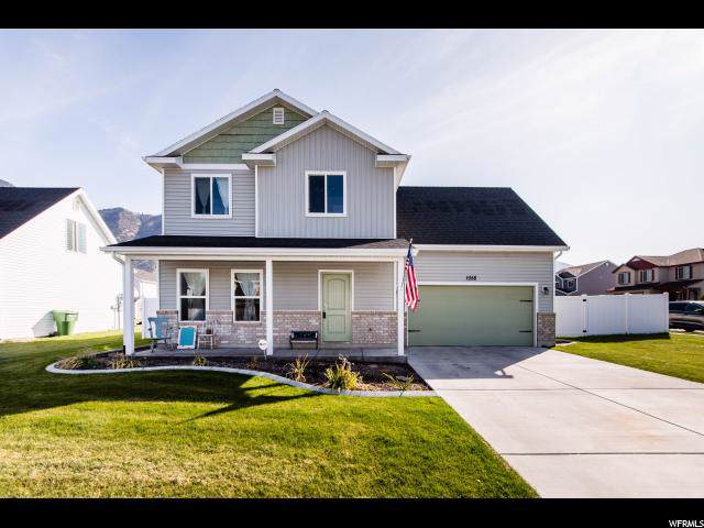 1058 N 725 W, Brigham City, UT 84302 (#1637147) :: Keller Williams Legacy