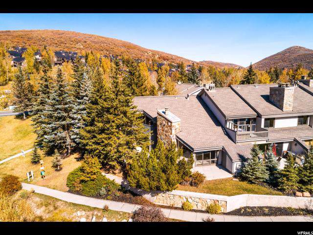 1416 Deer Valley Dr N, Park City, UT 84060 (#1637156) :: Doxey Real Estate Group