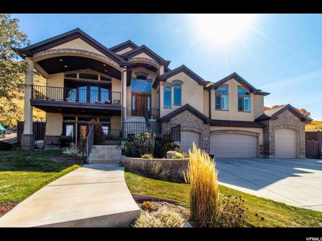 1041 S Eaglepointe Dr, North Salt Lake, UT 84054 (#1637162) :: Keller Williams Legacy