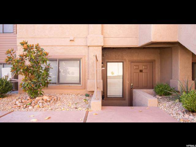 860 S Village Dr B-3, St. George, UT 84790 (#1637164) :: Red Sign Team