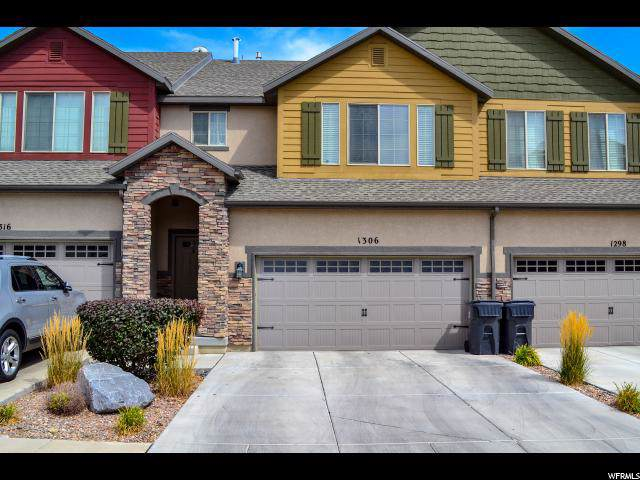 1306 N Willowbrook W #33, Saratoga Springs, UT 84045 (#1637165) :: The Canovo Group