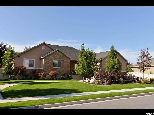 1620 Crestmont Way, Kaysville, UT 84037 (#1637172) :: Colemere Realty Associates