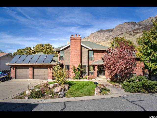 1678 E Victory Ln, Ogden, UT 84404 (#1637187) :: Colemere Realty Associates