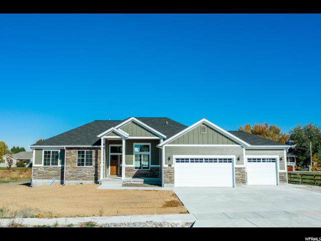 93 E Elaine Circle Cir #3, Nibley, UT 84321 (#1637237) :: Red Sign Team