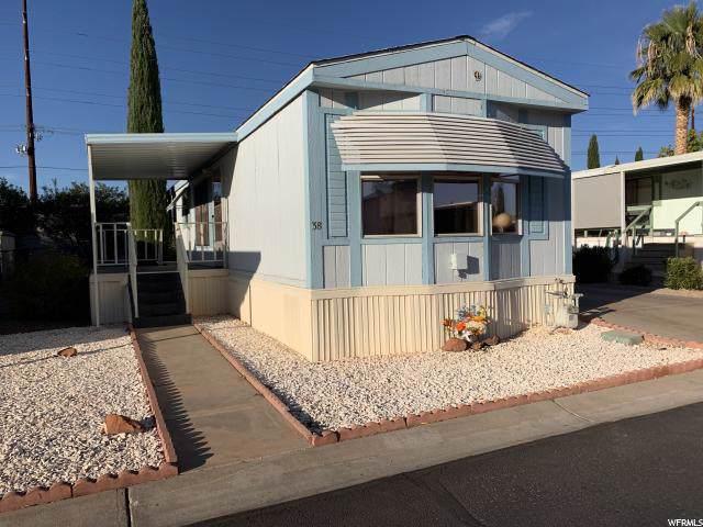 1360 N Dixie Downs Rd #38, St. George, UT 84770 (#1637243) :: Bustos Real Estate | Keller Williams Utah Realtors