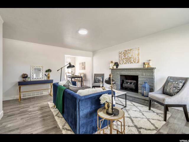3485 S Park Meadows St E, Millcreek, UT 84106 (#1637268) :: Keller Williams Legacy