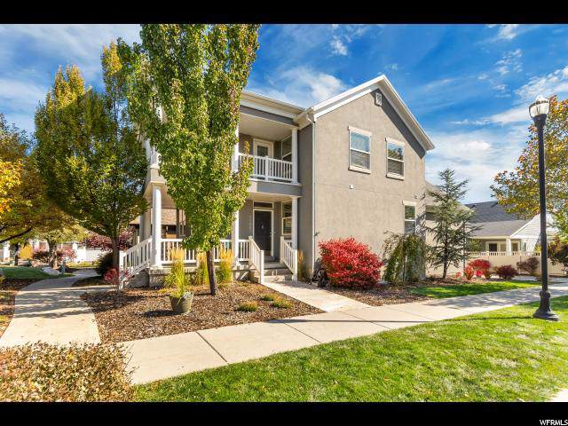 11507 S Kestrel Rise Rd W, South Jordan, UT 84009 (#1637272) :: Bustos Real Estate | Keller Williams Utah Realtors