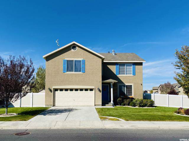 554 S Willow Pl, Lehi, UT 84043 (#1637273) :: The Canovo Group