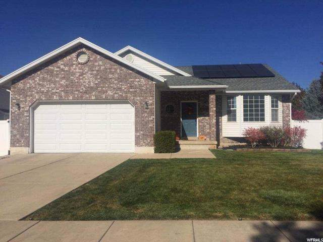 2818 W Lindi Way, Layton, UT 84041 (#1637279) :: The Fields Team