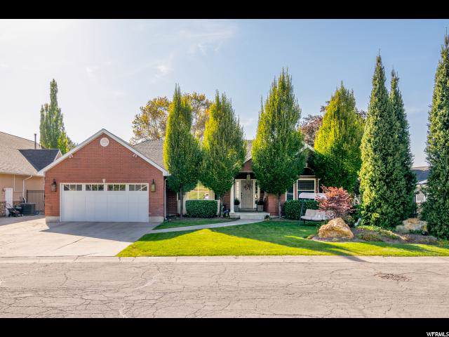 4582 S 2770 E, Holladay, UT 84117 (#1637281) :: Big Key Real Estate
