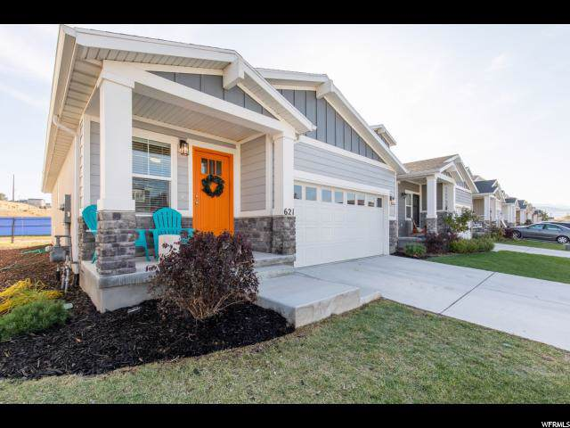 621 W Koins Way S, Bluffdale, UT 84065 (#1637282) :: Big Key Real Estate