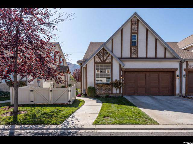 3032 E Somerset Village Way, Spanish Fork, UT 84660 (#1637283) :: The Canovo Group
