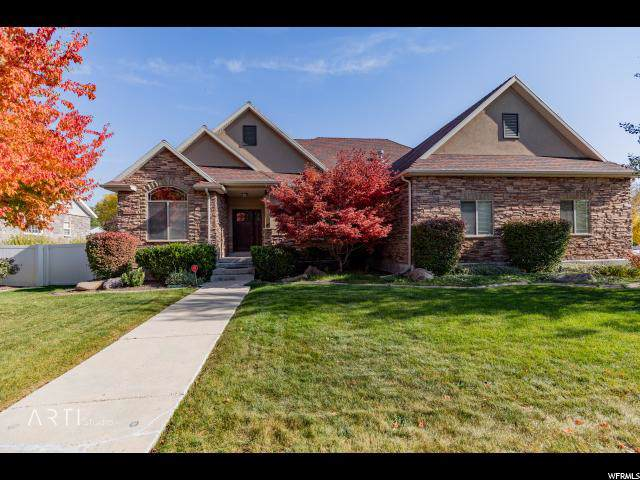 11201 S Belmont Hills Pl W, South Jordan, UT 84095 (#1637291) :: The Fields Team