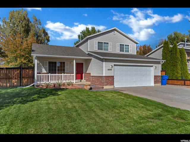 1898 W 525 S, Lehi, UT 84043 (#1637304) :: Bustos Real Estate | Keller Williams Utah Realtors