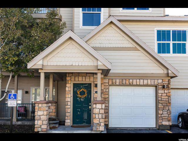 900 W Bitner Rd N26, Park City, UT 84098 (#1637339) :: Bustos Real Estate | Keller Williams Utah Realtors