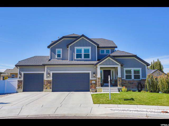 5132 S 2260 W, Taylorsville, UT 84129 (#1637360) :: Exit Realty Success