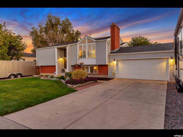 2327 W Zions Dr, Taylorsville, UT 84129 (#1637367) :: Colemere Realty Associates