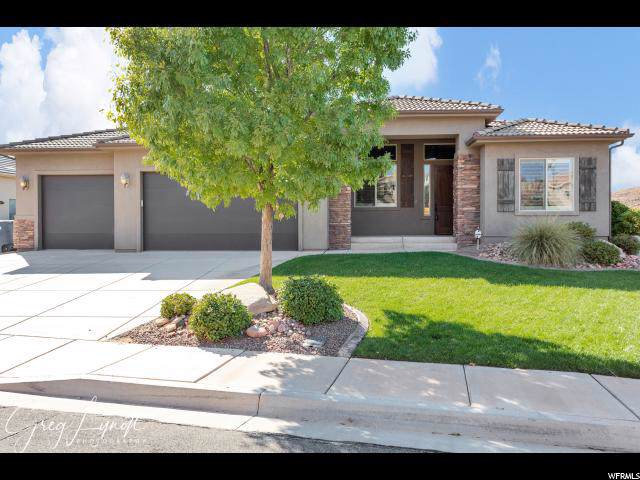 2428 Arabian Way, Washington, UT 84780 (#1637369) :: Bustos Real Estate | Keller Williams Utah Realtors