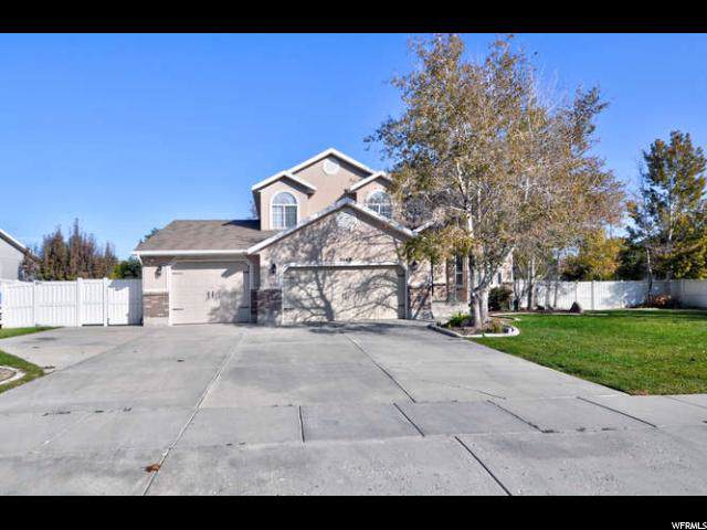 2148 W Prairie Dog Cir, Riverton, UT 84065 (#1637370) :: Big Key Real Estate